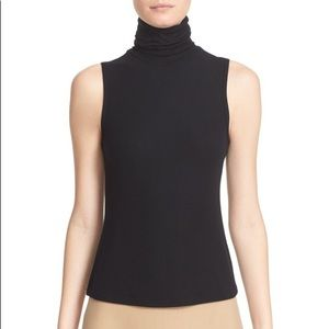 9d01806ab6949 Theory Tops - Theory Wendel Sleeveless Turtleneck Top size small